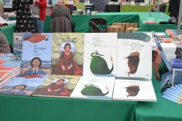 Lior éditions au Salon du livre du B'nai B'rith de l'Est