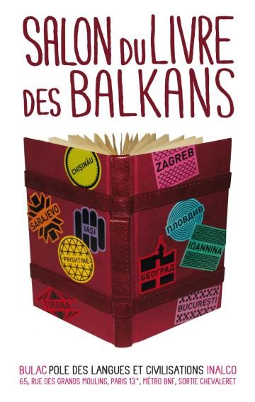 Lior éditions au salon du livre des Balkans